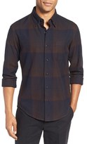Bonobos Men's 'Tanoak' Slim Fit Plaid Flannel Sport Shirt