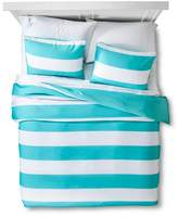Room Essentials Rugby Stripe Duvet Cover Set