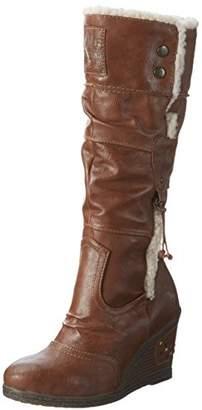 Mustang 1083-601, Women's Long Boots,(41 EU)