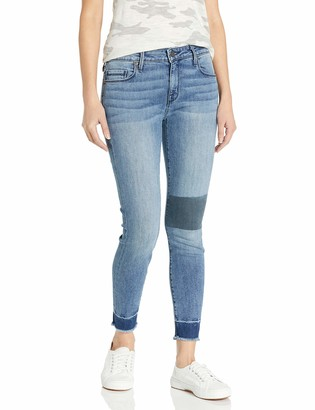Parker Smith Women's Ava Crop Skinny Patched Jean 24
