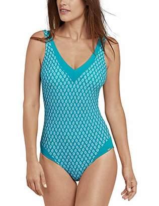 Schiesser Women's Aqua Badeanzug Swimsuit,(Size: )