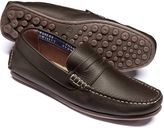 Charles Tyrwhitt Brown Wanson Loafers Size 12 R