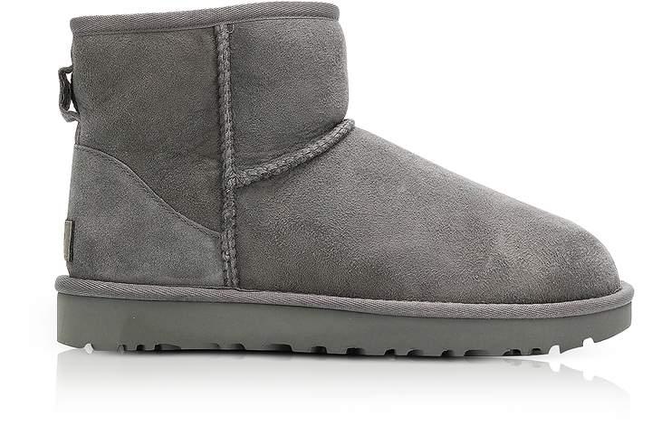 UGG Grey Classic Mini II Boots
