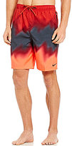 Nike Liquid Haze Print Volley Swim Trunks