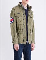 Polo Ralph Lauren M65 cotton jacket