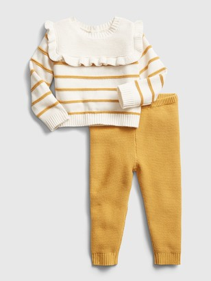 Gap Baby Sweater Outfit Set