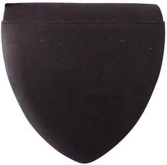 Van Cleef & Arpels Black Cloth Handbags
