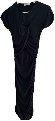 Stine Goya Black Cotton - elasthane Dresses