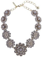Oscar de la Renta Women's Swarovski Crystal Collar Necklace