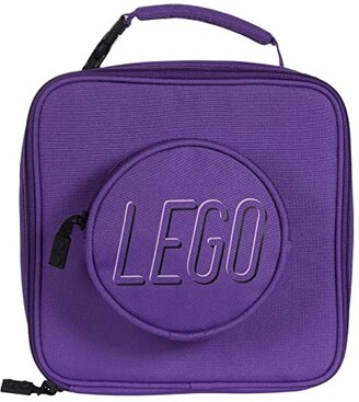 Lego Brick Lunch (Purple) Backpack Bags