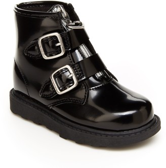Carter's Brinley Toddler Girls' Moto Boots