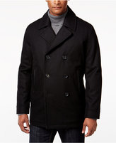 INC International Concepts Men's Amberson Double-Breasted Pea Coat, Only at Macy's