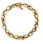 Vince Camuto Vince CamutoTM Elongated Links Collar Necklace