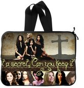 Lucky S High-Grade Pretty Little Liars New Laptop Sleeve 13 Inch(Twin Sides) Perfect