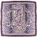 Roberto Cavalli Square scarf