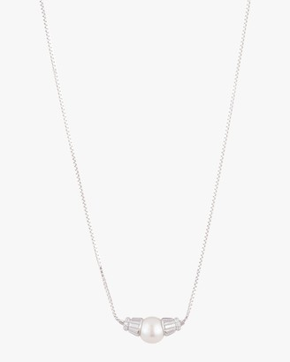 Carolee Freshwater Pearl Pendant Necklace