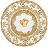 Versace I Love Baroque Plate - 18cm - White
