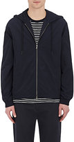 Vince Men's Nylon Hooded Track Jacket
