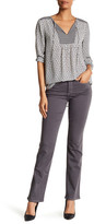 NYDJ Marilyn Stretch Twill Straight Leg Jean