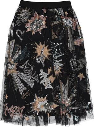 Amen 3/4 length skirts