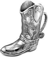 Wilton Armetale Cowboy Boot Pitcher