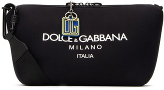 Dolce & Gabbana Palermo Logo Shoulder Bag