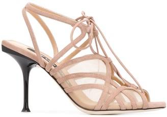 Sergio Rossi SR1 Milano sandals