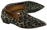 3.1 Phillip Lim Wicker Animal Print Loafers