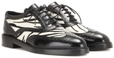 Burberry Abbet Leather Brogues
