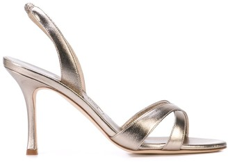 Manolo Blahnik Callasi 90mm sandals