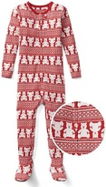 Gap Bear fair isle footed sleep one-piece