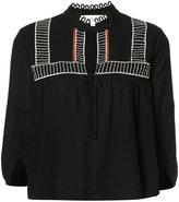 Apiece Apart cropped blouse - women - Cotton - 2