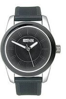 Kenneth Cole Reaction Women's RK6011 HOLIDAY-Box Set Round Black Enamel Bezel Watch