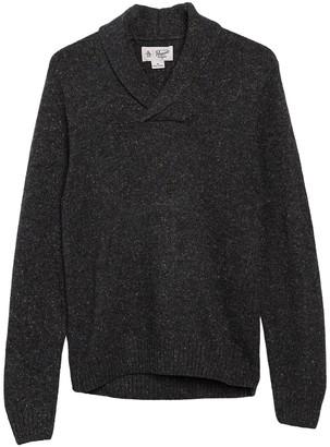 Original Penguin Shawl Collar Sweater