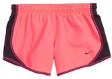 Nike Girl's Dry Tempo Running Shorts