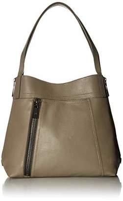 Frye Lena Zip Leather Shoulder Bag