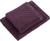Gant Link Towel - Potent Purple - Hand Towel
