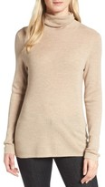 Eileen Fisher Women's The Fisher Project Ultrafine Merino Turtleneck Sweater