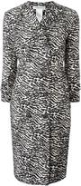 Max Mara double breasted coat - women - Cotton/Spandex/Elastane/Acetate - 38