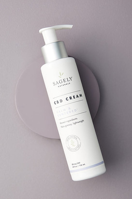 Sagely Naturals Calm & Centered Cream By Sagely Naturals in White Size ALL