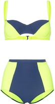 Flagpole Electra and Stephanie bikini set