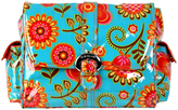 Kalencom Turquoise Laminated Diaper Bag