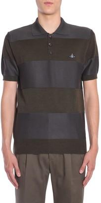 Vivienne Westwood Striped Polo Shirt