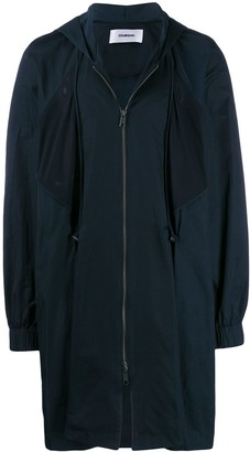 Chalayan hooded coat
