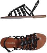 CAFe'NOIR Toe strap sandals - Item 44502952