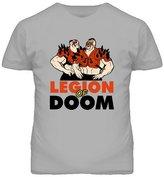 The Village T Shirt Shop The Legion Of Doom Tag Team Retro Wrestling T Shirt L Sport Grey