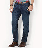 Polo Ralph Lauren Hampton Straight-Fit Warwick-Wash Jeans