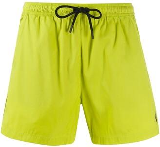 Marcelo Burlon County of Milan Classic Swim Shorts