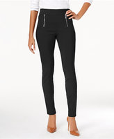 INC International Concepts Curvy-Fit Skinny Pants, Created for Macy's