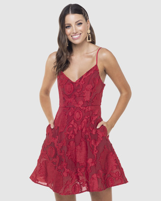 Pilgrim Taya Mini Dress
